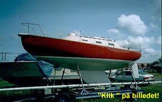 selvstyrer til sejlbåd
